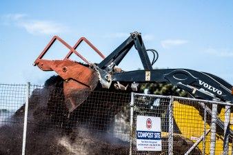 Chaque mois, Ywaste collecte entre 120 et 170 tonnes de déchets organiques
